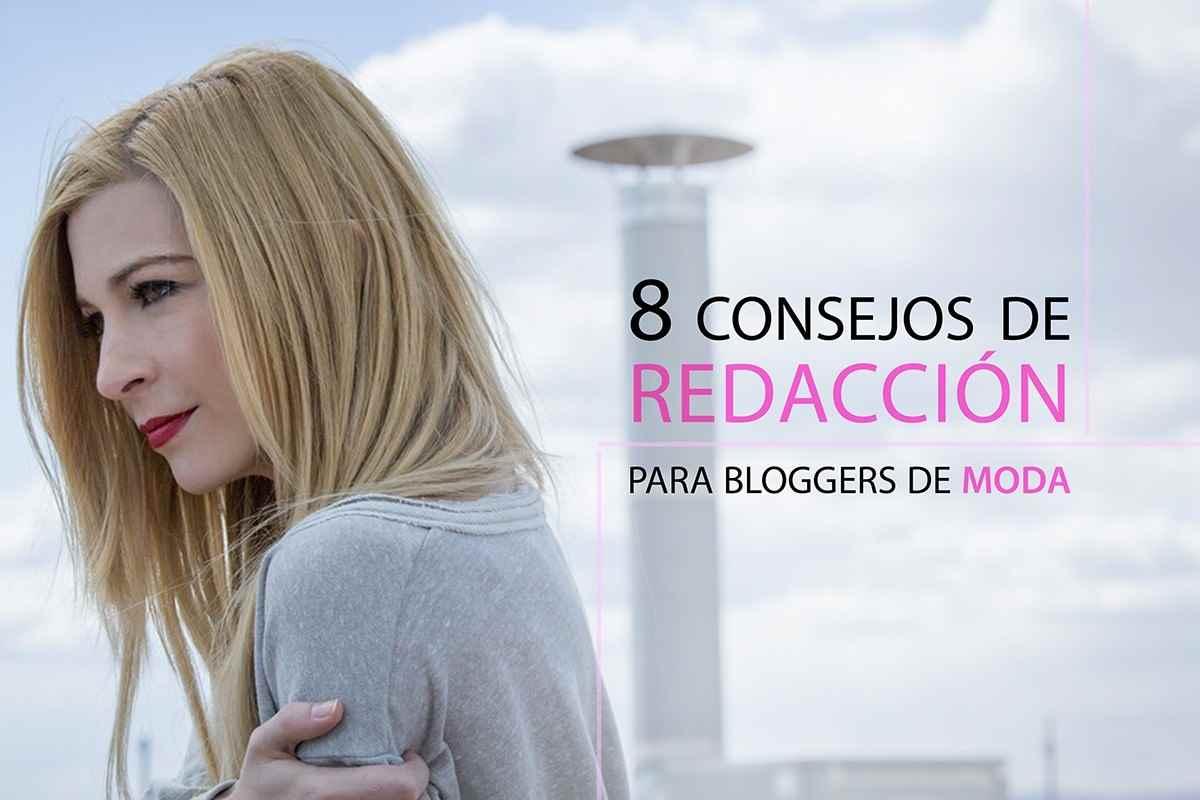 Redacción para bloggers de moda