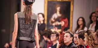 Anillarte Black Rebel XVI valencia fashion week 2014