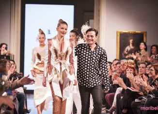 Eugenio Loarce Cisne XVI Valencia Fashion Week 2014