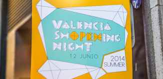Valencia Shopening Night Verano 2014
