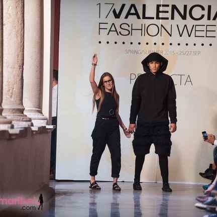 Proyecta XVII Valencia Fashion Week 2014