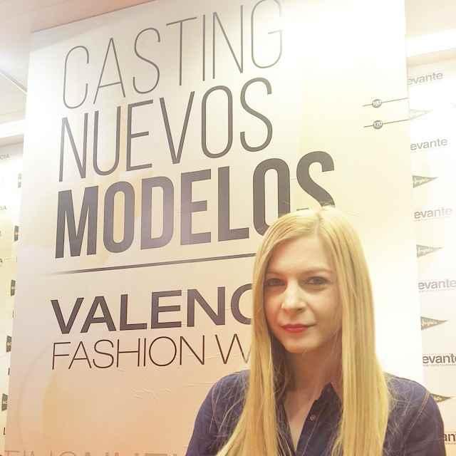 Ya se ha acabado el Casting de Nuevos Modelos de @valenciafashionweek en @elcorteingles de la Avenida Francia ahora nos vamos a deliberar :)