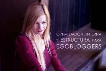 Optimización interna y estructura de bloggers de moda