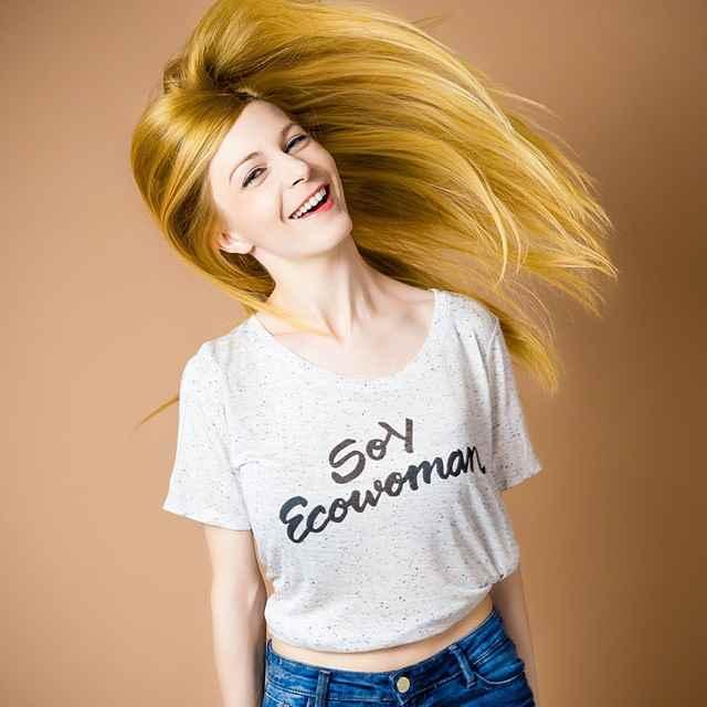 Podéis ver la nueva entrada en el blog. Muy divertida os la recomiendo. #soyecowoman