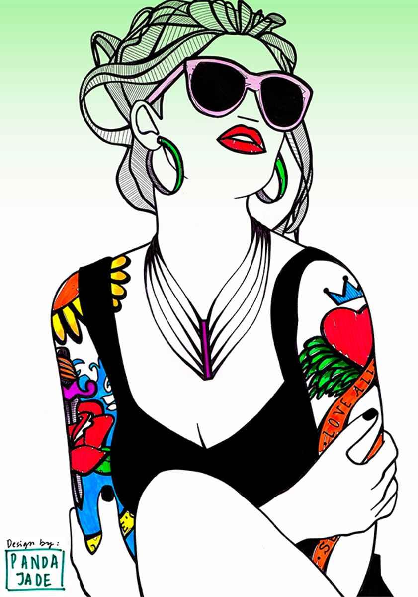 Panda Jade. Entrevista en El Bolso de Maribel. Blog de moda