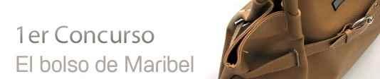 Primer concurso diseño El Bolso de Maribel. Blog de moda y fotografia