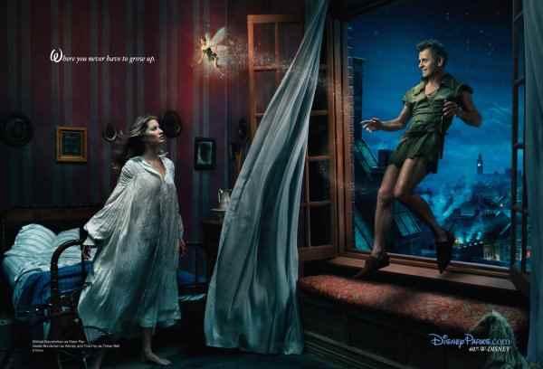 Annie-Leibovitz-Disney-Peter-Pan-Gisele-Bundchen