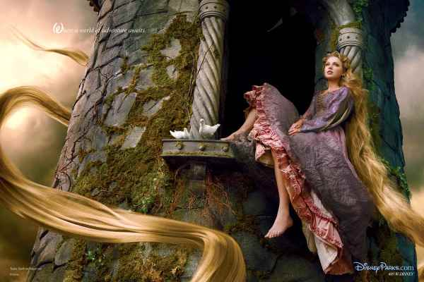 Annie-Leibovitz-Disney-Rapunzel-Taylor-Swift