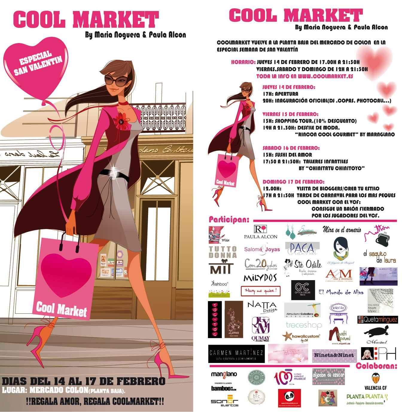 Cool Market San Valentin