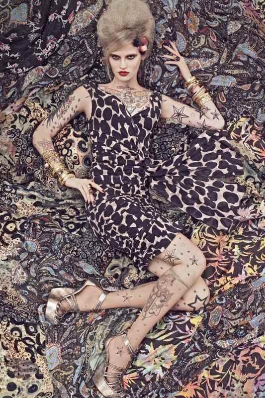 Steven Meisel Vogue