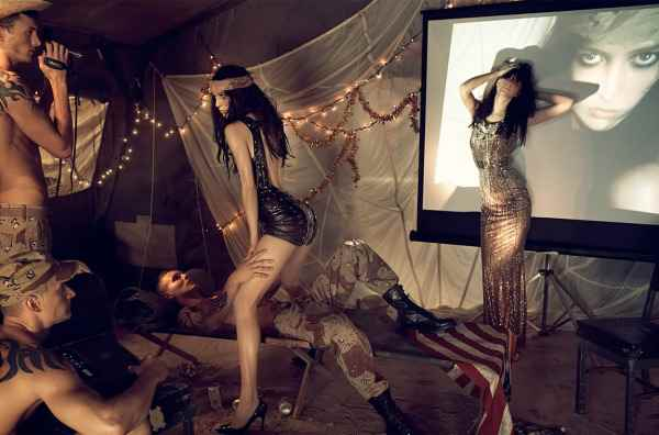 Steve Meisel Love War
