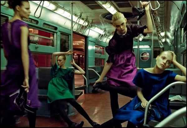 Steve Meisel Metro