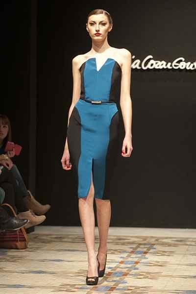 Maria Cozar Couture vfw 2013