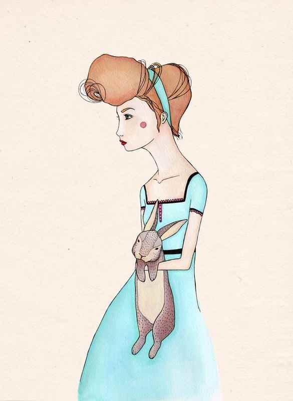 Belén Segarra, ilustradora freelance