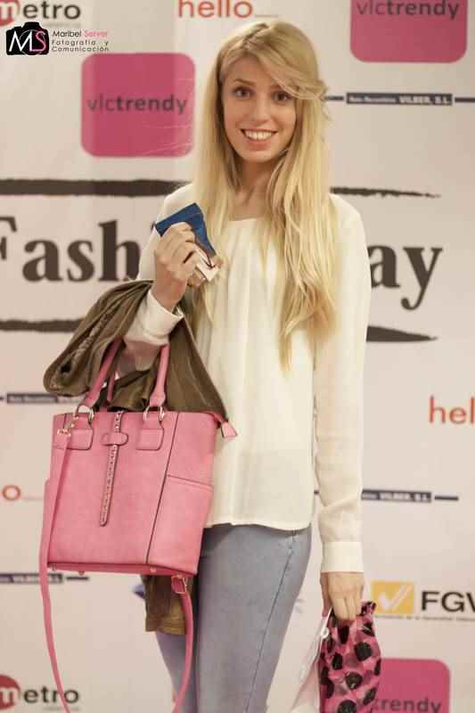 My fashion day en el Metro de Colón