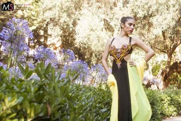 Cristina Delgado, elegancia al máximo exponente