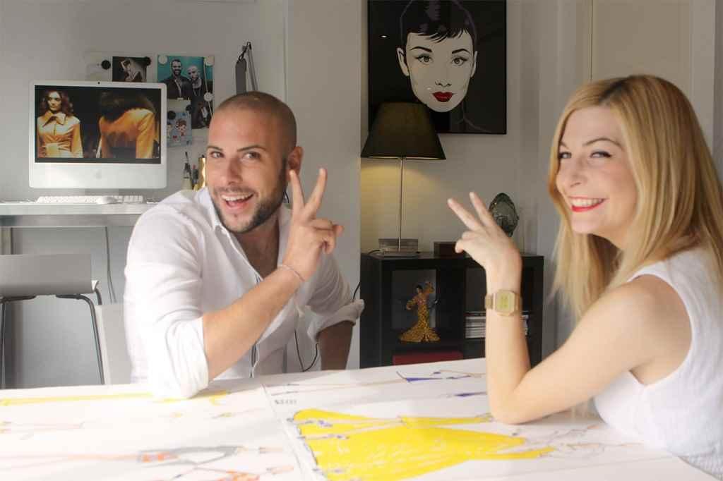 Entrevista a Alejandro Resta para XV Valencia Fashion Week