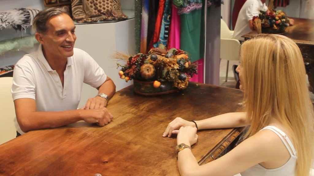 Entrevista JavieryJavier Valencia Fashion Week