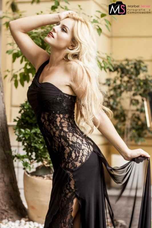 Rita de Oliveira, sensualidad