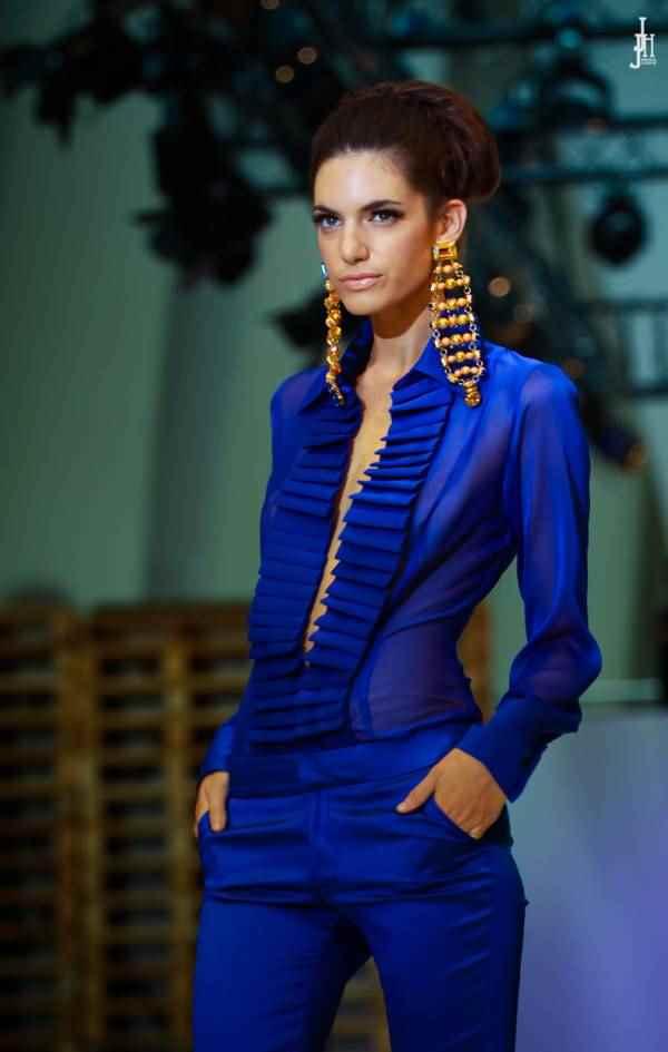 Alejandro Resta XV Valencia Fashion Week VFW Sofia