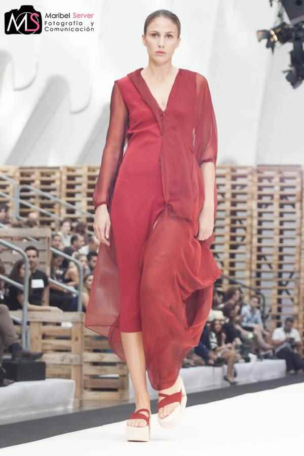 Marta Benet XV Valencia Fashion Week VFW Papallona