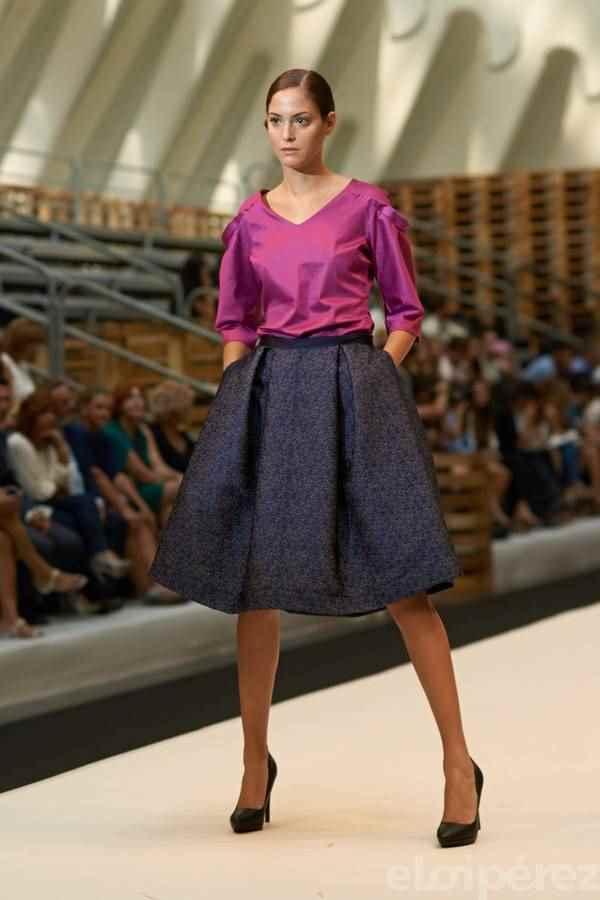 Antonio Posadas XV Valencia Fashion Week VFW Redoble de Tambor