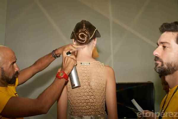 Backstage XV Valencia Fashion Week VFW