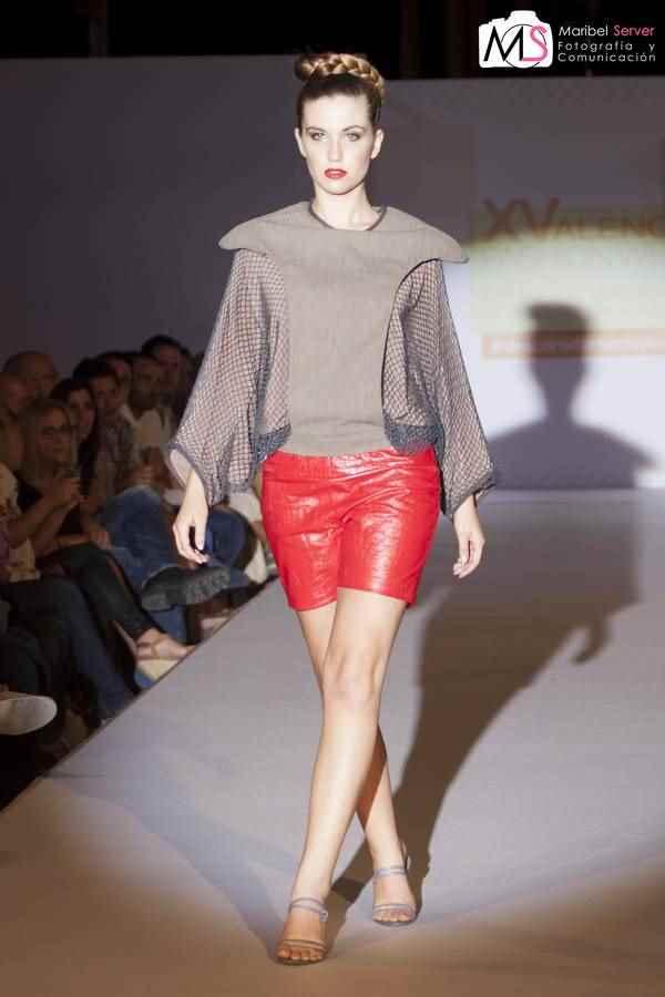 Carlos Delgado XV Valencia Fashion Week VFW Circuit