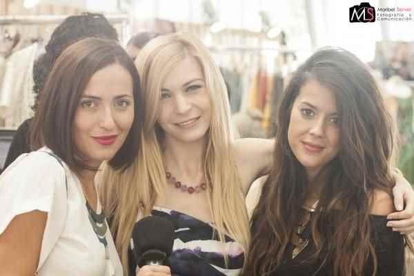 Diviertete con la moda XV Valencia Fashion Week VFW Presentadoras