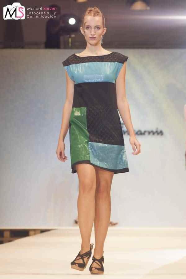Encarnis Tomero XV Valencia Fashion Week VFW Mudar la Piel