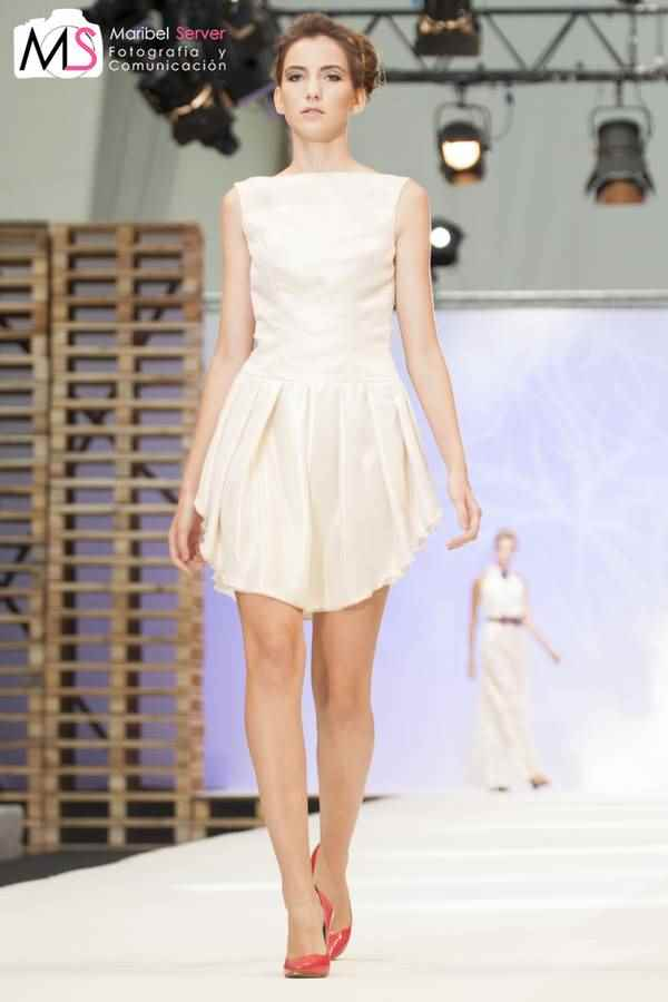 Esther Noriega XV Valencia Fashion Week VFW Eumenides