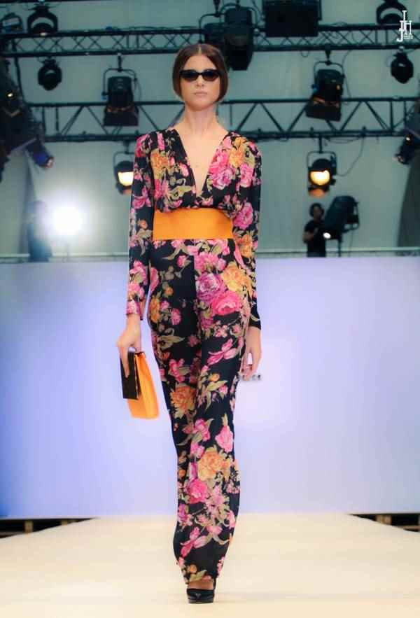 Guillermo Del Mar XV Valencia Fashion Week VFW Wild Garden