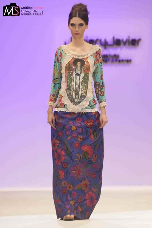 JavieryJavier XV Valencia Fashion Week VFW Jardin