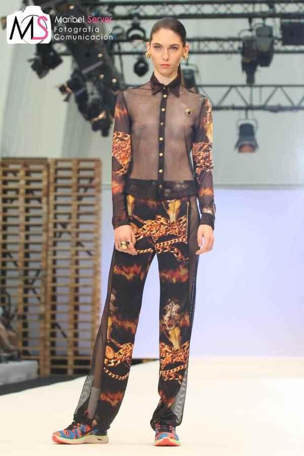 Jimmy Can Tunis XV Valencia Fashion Week VFW Techno Carmen