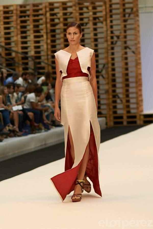 Leyre Valiente XV Valencia Fashion Week VFW Amphibia