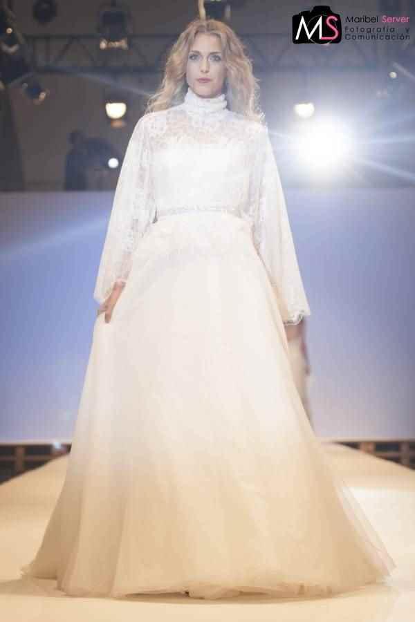 Lucia Botella XV Valencia Fashion Week VFW Revolucion