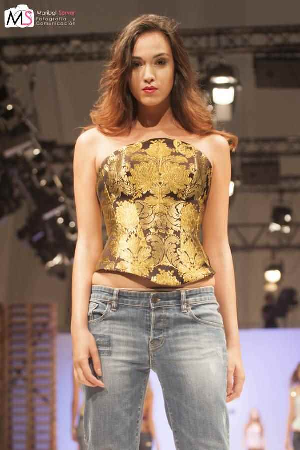 Lucia Botella XV Valencia Fashion Week VFW Revolucion