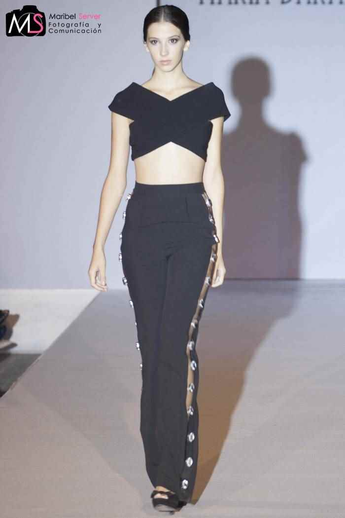 Maria Baraza XV Valencia Fashion Week VFW Back to future