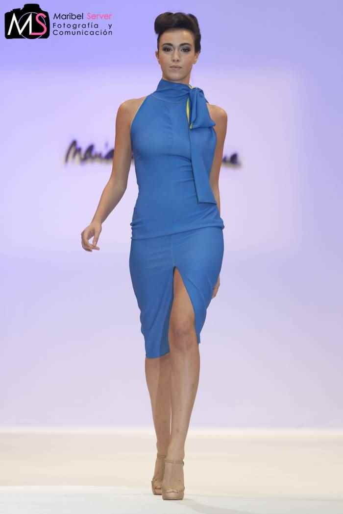 Maria Cozar XV Valencia Fashion Week VFW Miss Cadillac