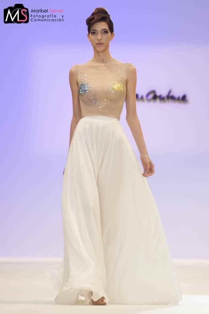 Maria Cozar XV Valencia Fashion Week VFW Miss Cadillac