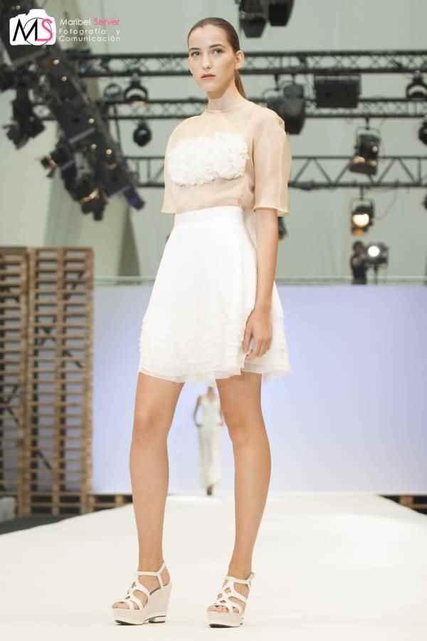 Marta Benet XV Valencia Fashion Week VFW Papallona