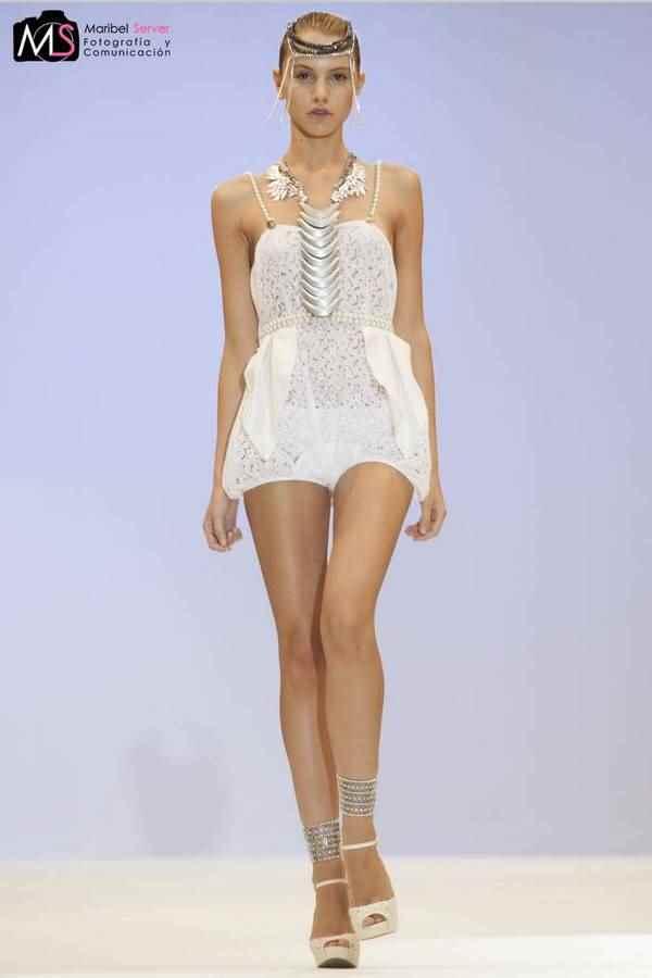 Melania Moya XV Valencia Fashion Week VFW Homenaje a las mujeres guerreras