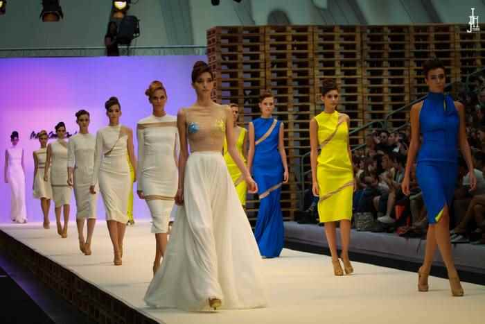 Valencia XV Fashion Week VFW Maria Cozar