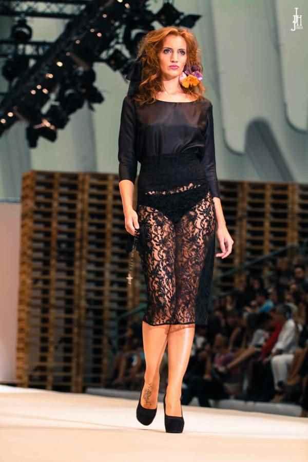 Virtudes Langa XV Valencia Fashion Week VFW Sicilia