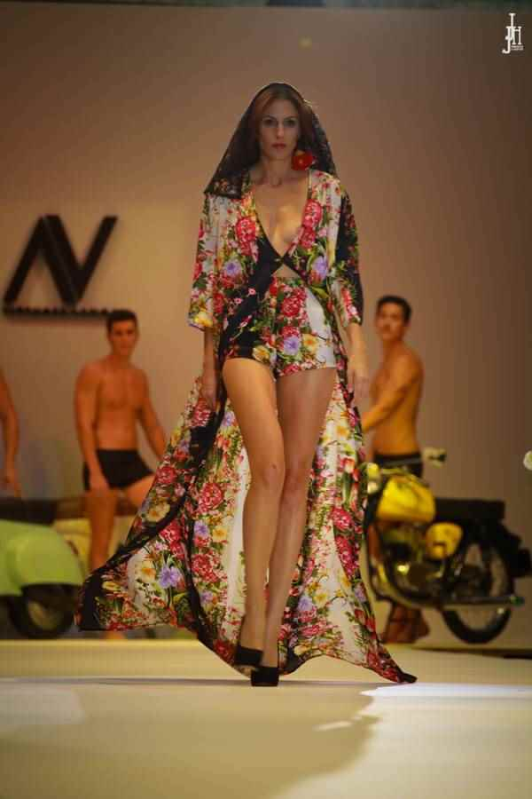Virtudes Langa XV Valencia Fashion Week VFW Sicilia