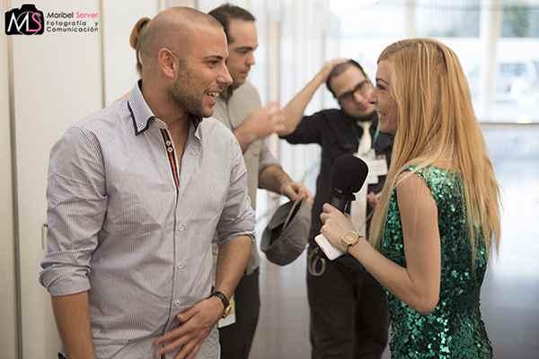 XV Valencia Fashion Week VFW Alejandro Resta Maribel Server Entrevista