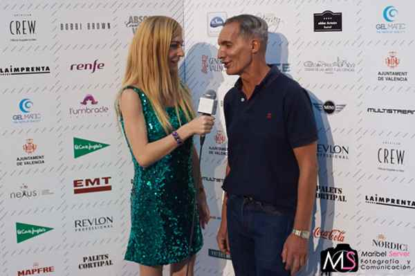 XV Valencia Fashion Week VFW JavieryJavier Maribel Server Entrevista