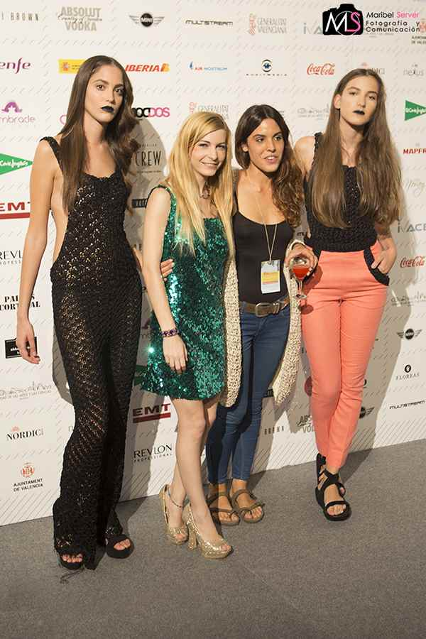 XV Valencia Fashion Week VFW Patricia Adam Maribel Server