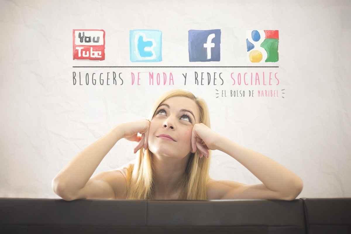 Los bloggers de moda y las redes sociales