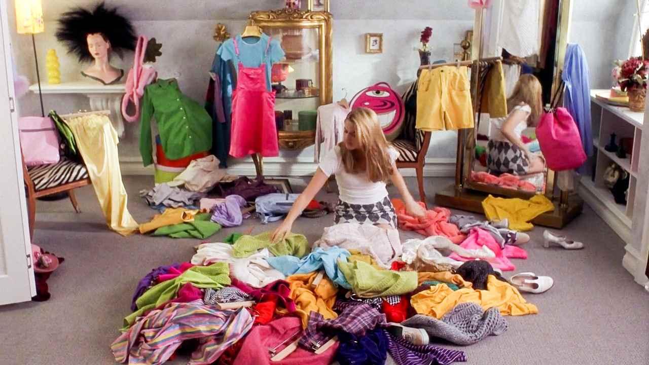 C mo organizar tu armario por una personal shopper for Best online gallery to sell art